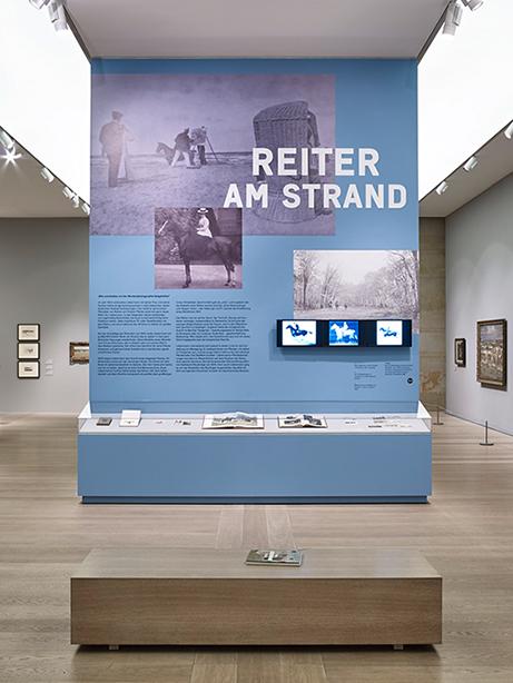 Kunsthalle BremenAusstellung Max Liebermann