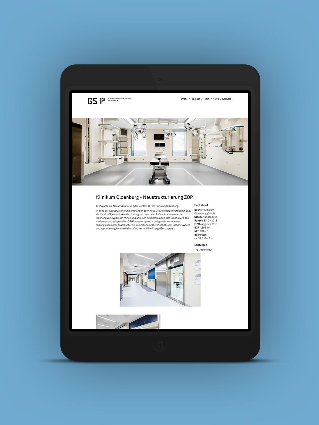 GSP Website